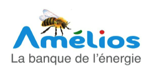 Amélios Logo abeille2