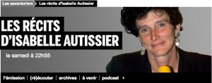 France Inter Biomimétisme Isabelle Autissier