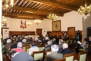Salle dHonneur Hôtel de Ville de Senlis - Signature Acquisition Quartier Ordener